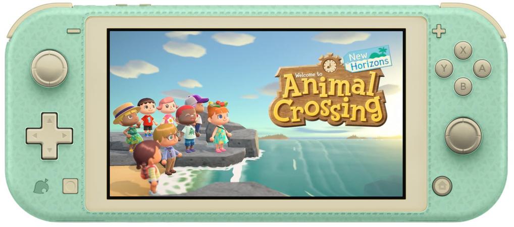 animal crossing switch lite