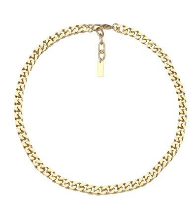 Brass Necklace | Saint Laurent - Mytheresa