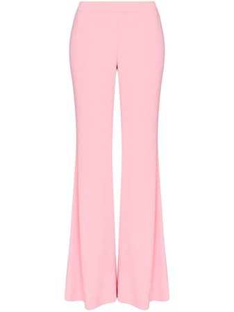 Balmain Pantalon à Design Évasé - Farfetch