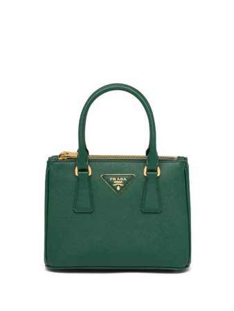 Prada Mini Galleria Tote Bag - Farfetch
