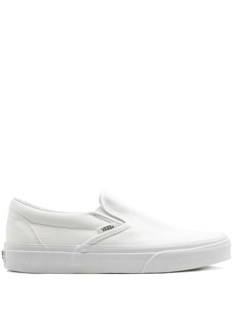 Vans Classic Slip-On Sneakers VN000EYEW00 White | Farfetch