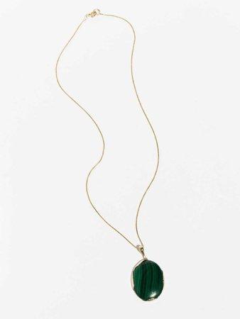 OVO Pendant – Bronze   F A R I S