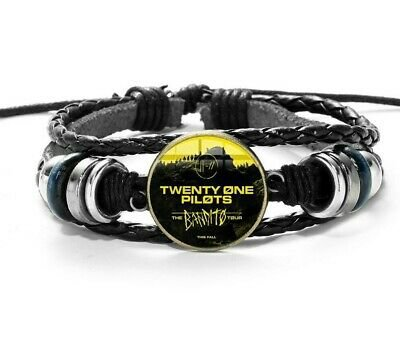 twenty one pilots bracelet - Google Search