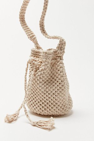 urban crochet bag