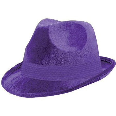 purple fedora hat - Google Search
