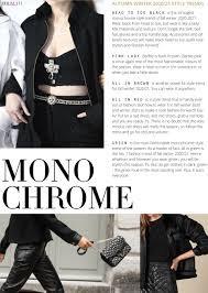 winter monochrome 2021 fashion - Google Search