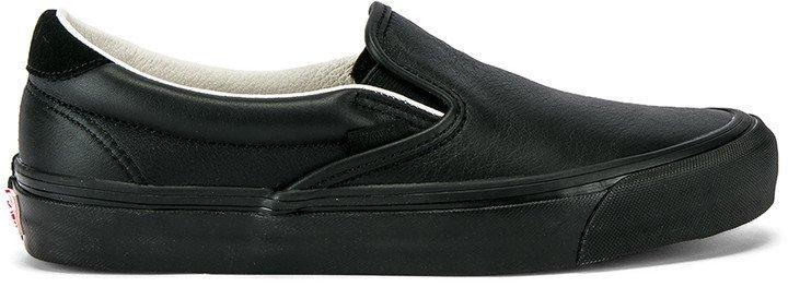 OG Slip-On 59 LX in Black | FWRD