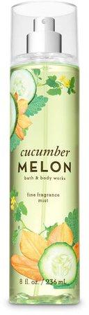 Cucumber Melon Mist | Bath & Body Works