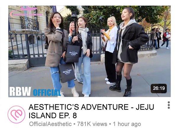 Aesthetic's Adventure - Ep. 8