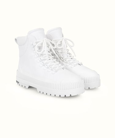 Fenty | Hitch Hiker Boots - Coco White 2/20