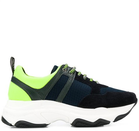 Mesh Upper Sneakers