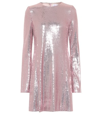 Exclusive to Mytheresa – Sequinned dress