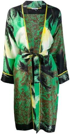 Sharise kimono coat
