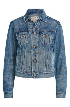 Polo Ralph Lauren Denim Trucker Jacket | Nordstrom