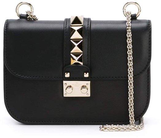 Glam Lock shoulder bag
