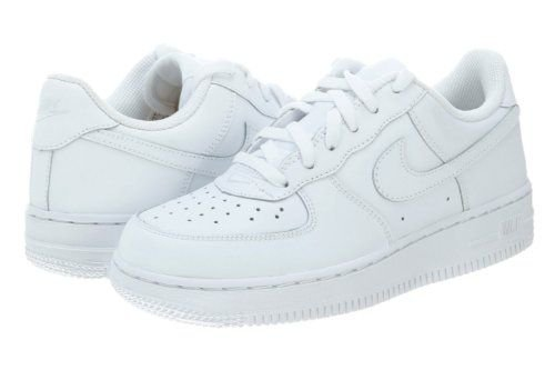 white nike air force 1 kids