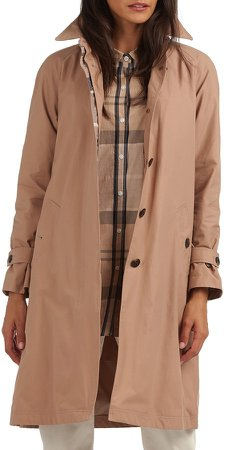 Findhorn Waterproof Belted Trench Coat