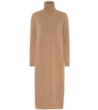 Agio wool and cashmere dress