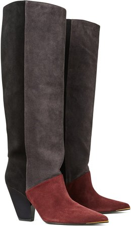 Lila Knee High Boot