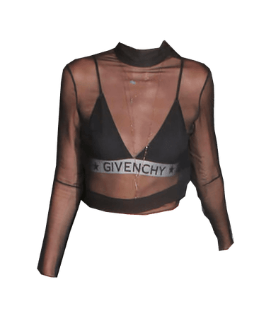givenchy bra