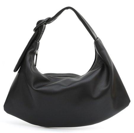 Medium Lisa Leather Shoulder Bag