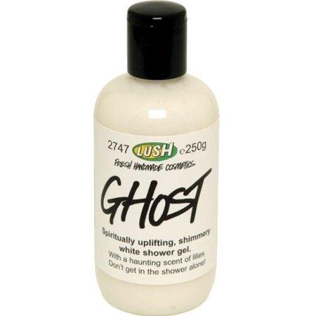 Lush ghost shower gel
