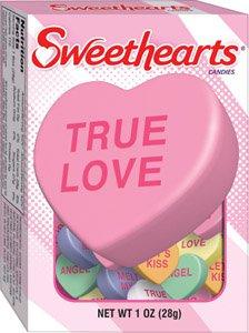 My Geeky Valentine: Candy Heart Link Bait | Web Pierat