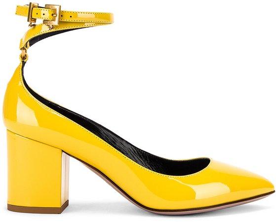 Ankle Strap Heels in Tulip | FWRD