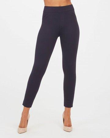 Skinny Ponte Pants - Slim Leg   SPANX