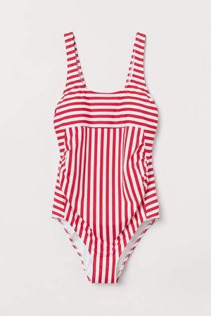 MAMA Swimsuit - White