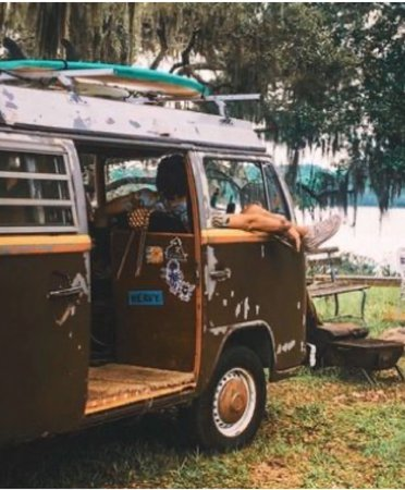 Outer Banks: van