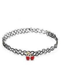 Cherry Tattoo Choker