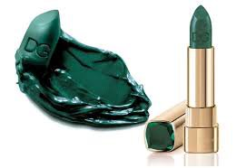 Emerald Green Lipstick