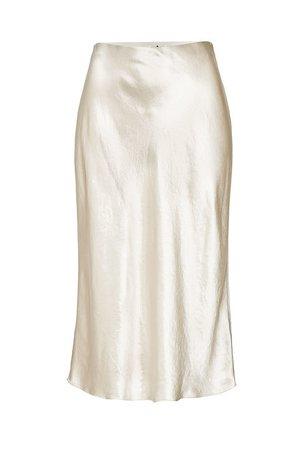 Vince - Slip Skirt - beige