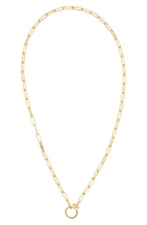 gorjana Parker Link Collar Necklace | Nordstrom