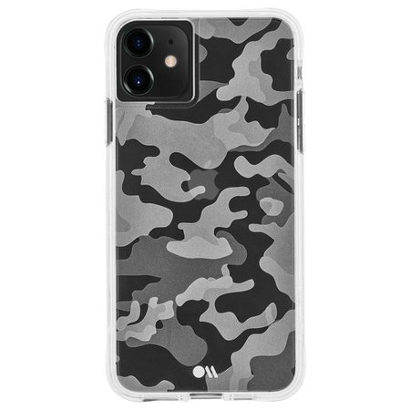 Tough Clearly Camo - iPhone 11 – Case-Mate