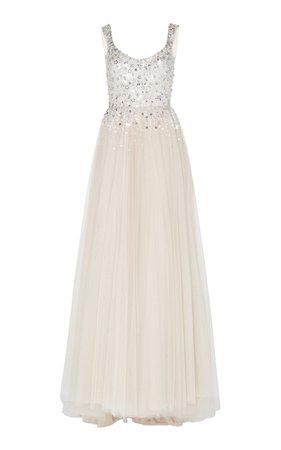 Adara Tulle Gown by Jenny Packham | Moda Operandi