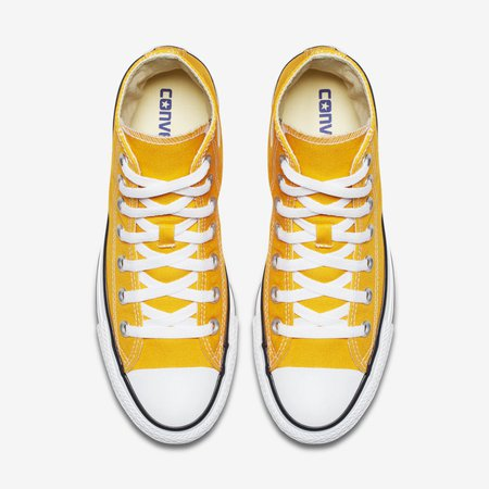 Womens Converse Chuck Taylor All Star Seasonal For Sale Online - High Top Shoes Free Shipping Orange