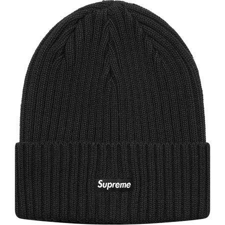 Supreme Overdyed Ribbed Beanie- Washed Black – Streetwear Official
