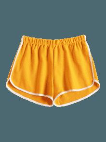 yellow dolphin shorts