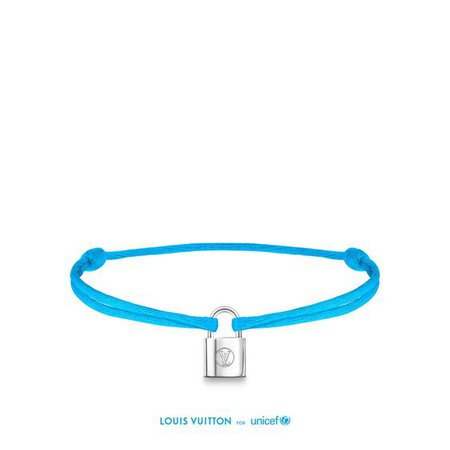Silver Lockit Color Bracelet, Sterling Silver - Jewelry and Timepieces | LOUIS VUITTON ®