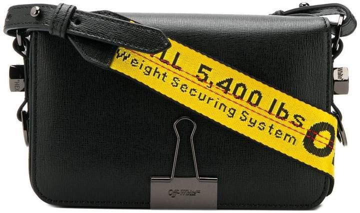 binder clip crossbody bag