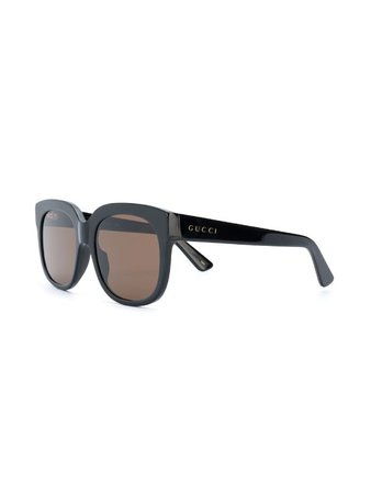 Gucci Eyewear Square Sunglasses - Farfetch