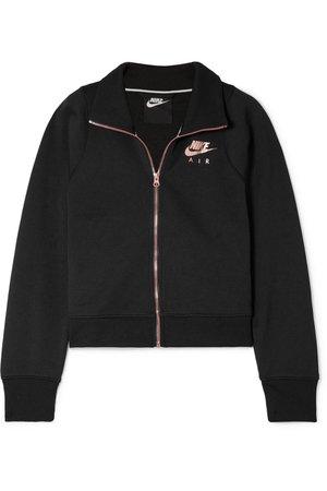 Nike | Air N98 jersey track jacket | NET-A-PORTER.COM