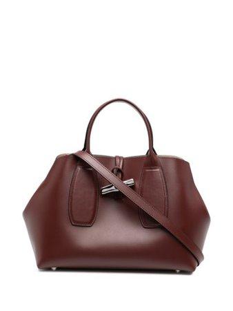 Longchamp roseau top handle tote bag - FARFETCH