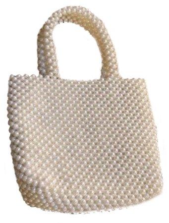 pearl purse