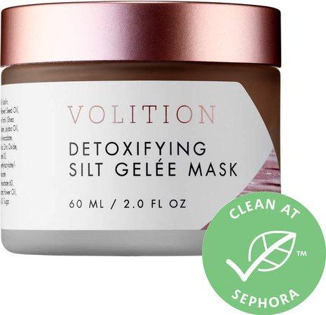 Volition Beauty - Detoxifying Silt Gelee Mask