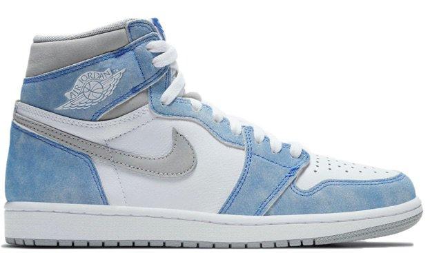 Jordan 1 High Retro Hyper royal blue