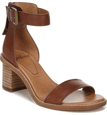 Zodiac Ilsa Ankle Strap Sandal (Women) | Nordstrom