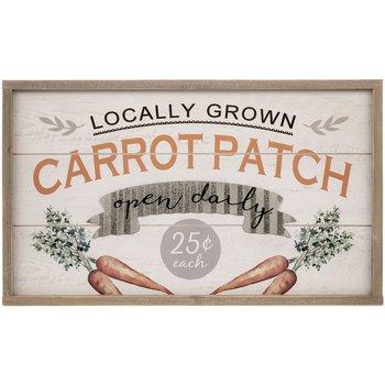 Carrot Patch Wood Wall Decor   Hobby Lobby   5258694